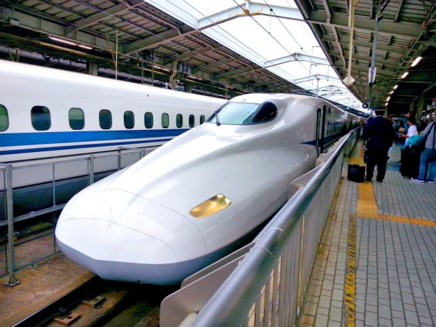 JR新幹線のネット予約